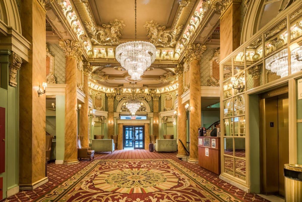 Wolcott Hotel in New York, USA, USA