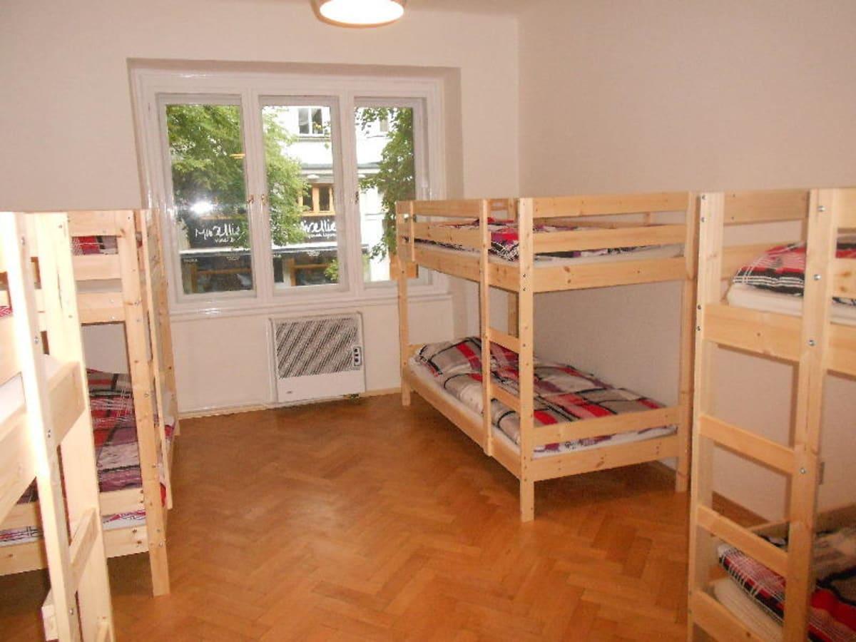 Hostel Fontana, Prague, Czech Republic