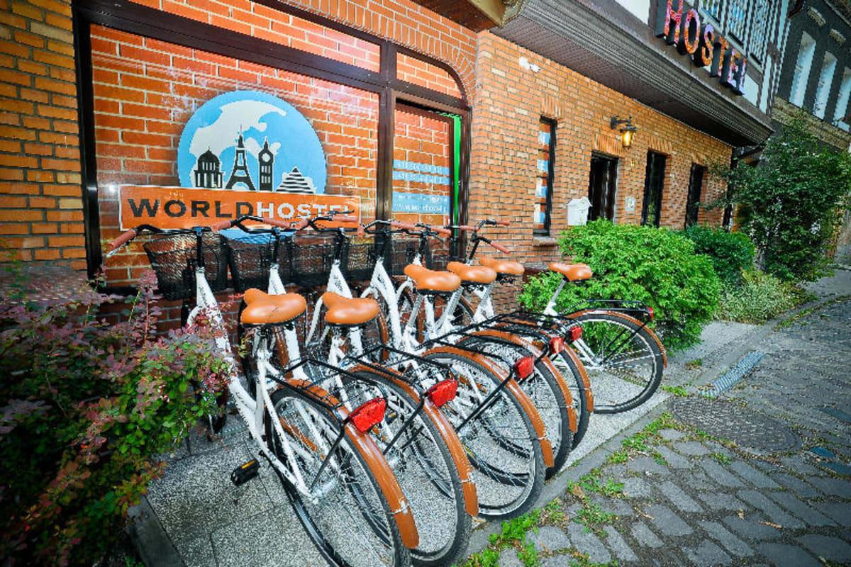 World Hostel, Gdansk, Poland hostel