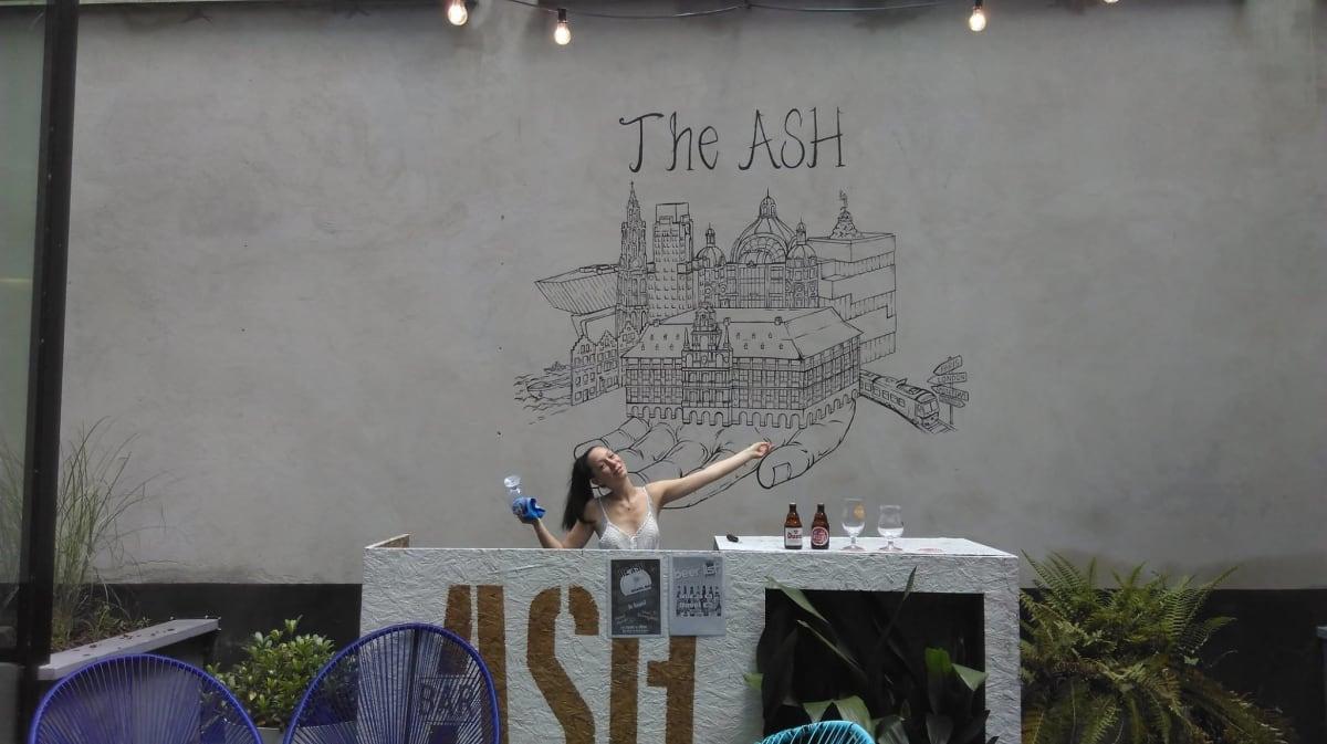 The ASH, Antwerp, Belgium hostel