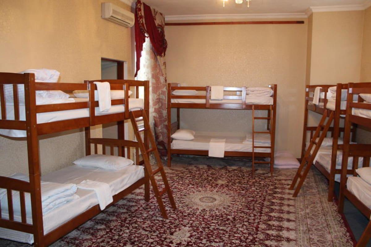 Green House Hostel Dushanbe, Dushanbe, Tajikistan hostel