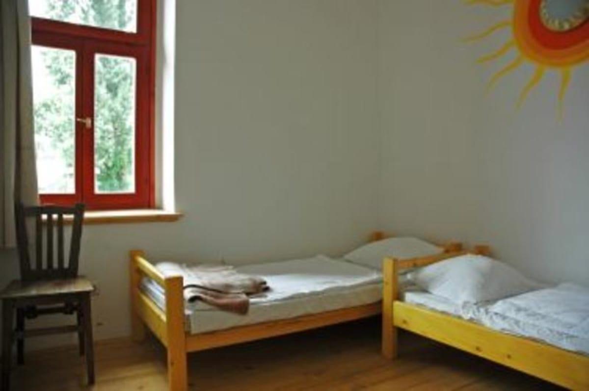Hullam Hostel, Balaton, Hungary