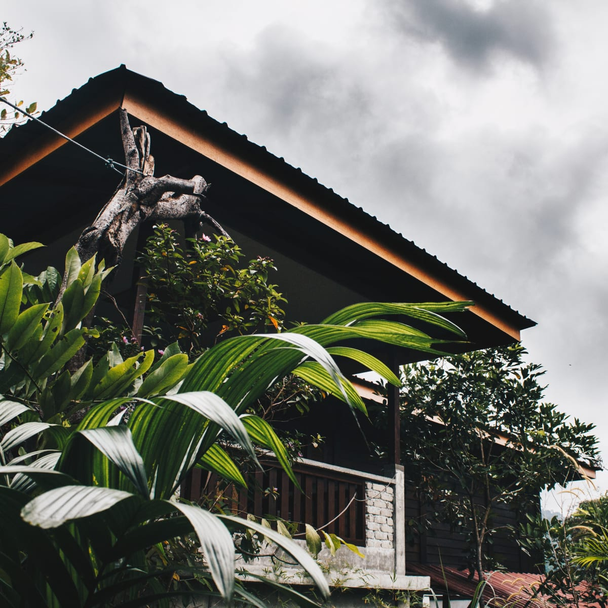 Butterfly Guest House, Langkawi, Malaysia hostel