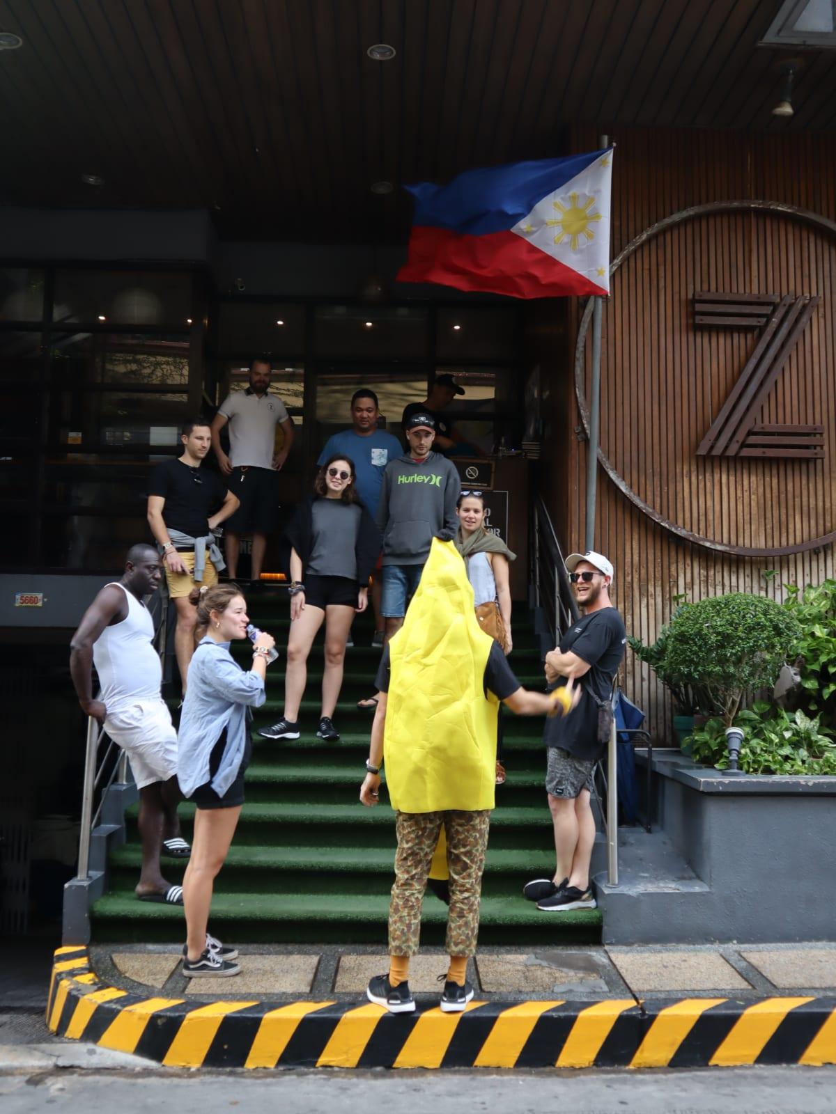 Manila-Z-Hostel, Manila, Philippines