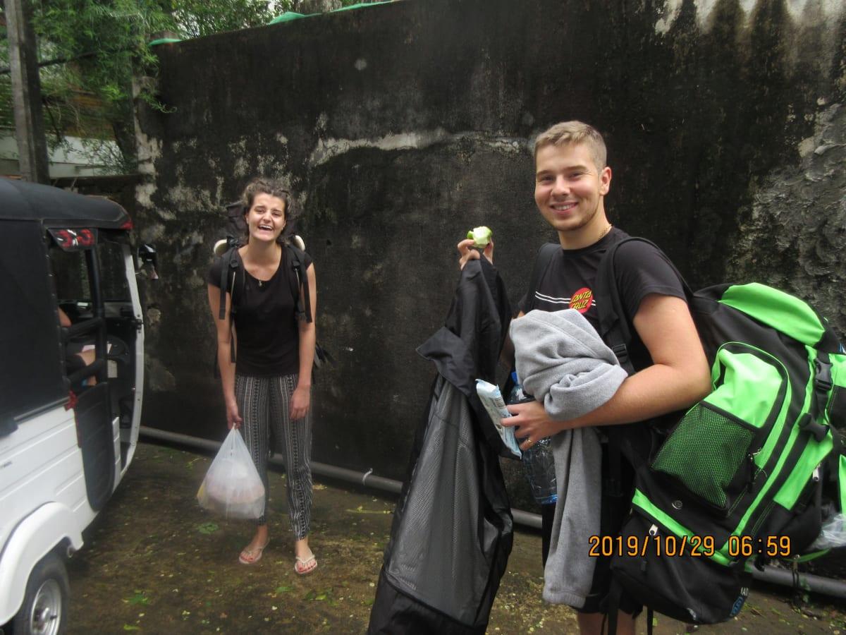 Hitchhike Backpackers, Colombo, Sri Lanka
