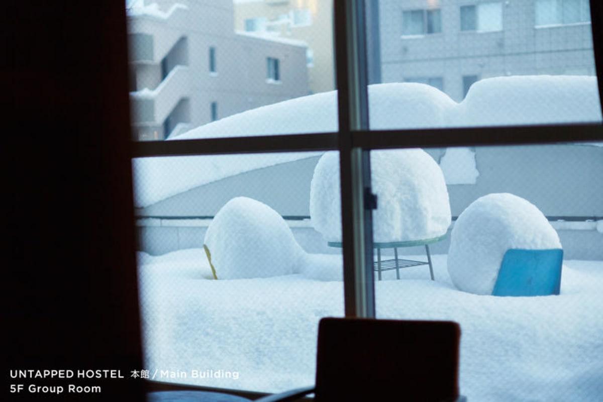 Untapped Hostel, Sapporo, Japan hostel