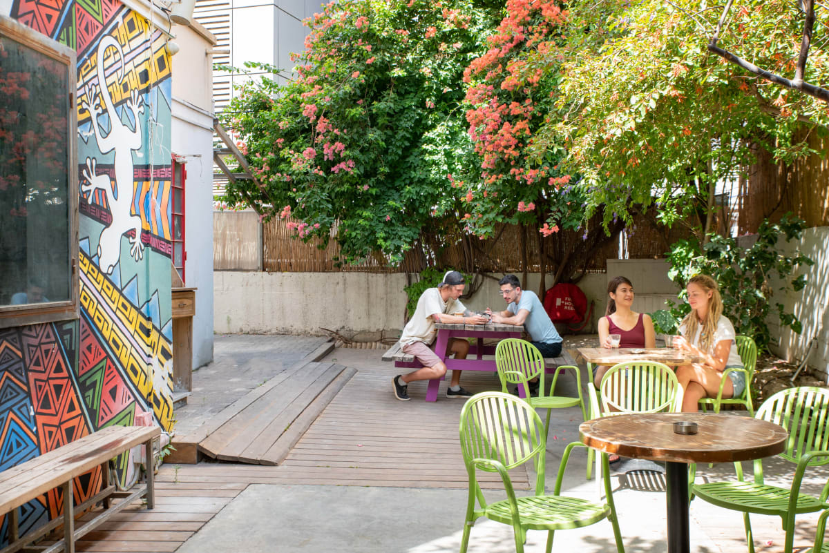 Little Tel-Aviv Hostel, Tel Aviv, Israel