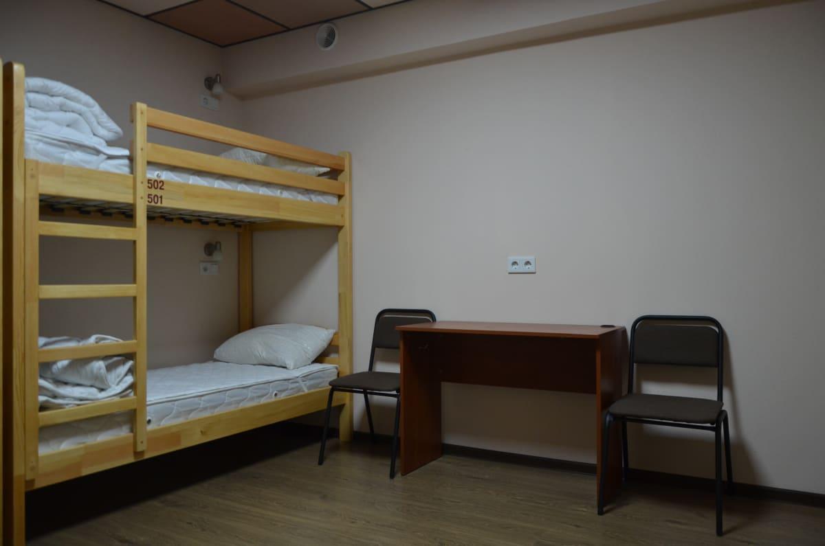VShokoladi Hostel, Kiev, Ukraine
