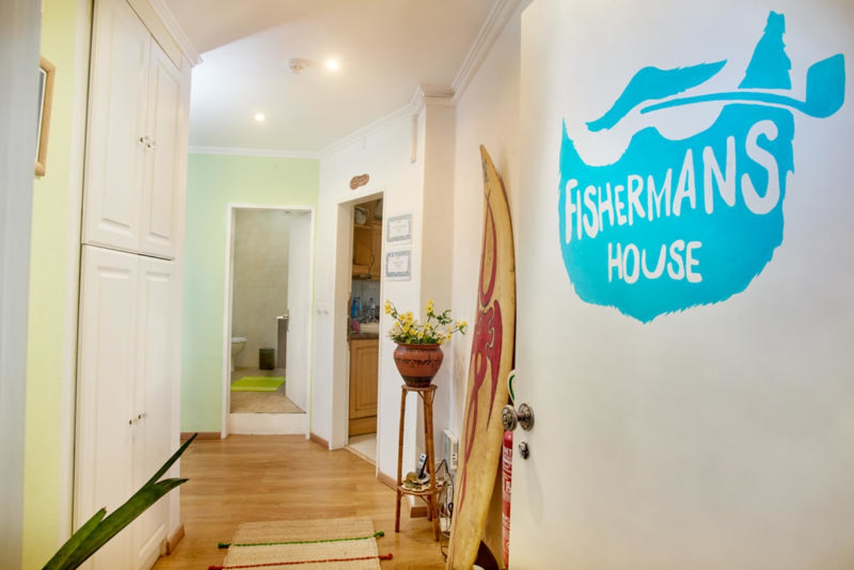 Fisherman's House, Ericeira, Portugal