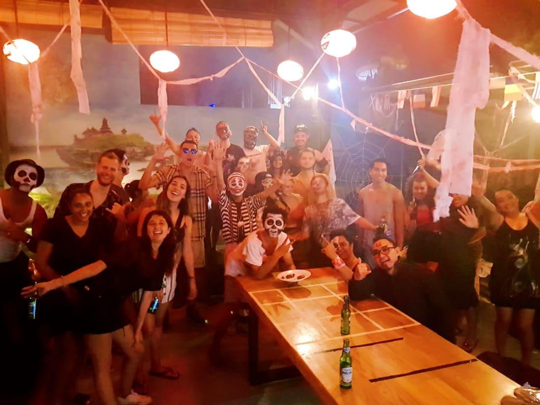由Gumilang Hospitality提供的d'Gobers青年旅社Seminyak照片