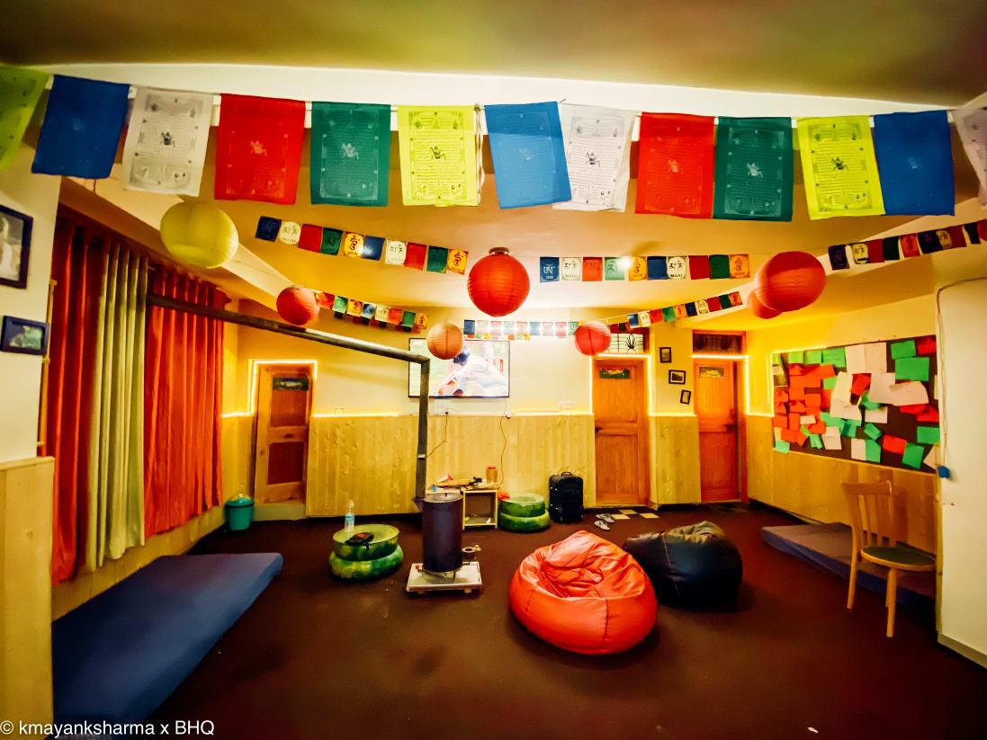 Backpacker Headquarter Manali