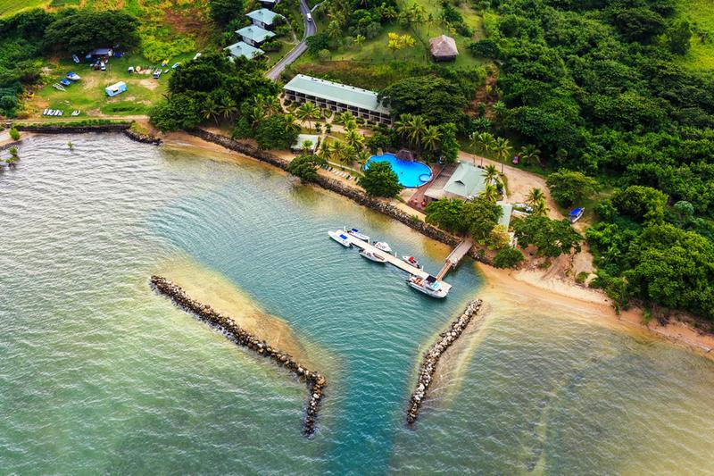 Anchorage Beach Resort In Nadi Fiji
