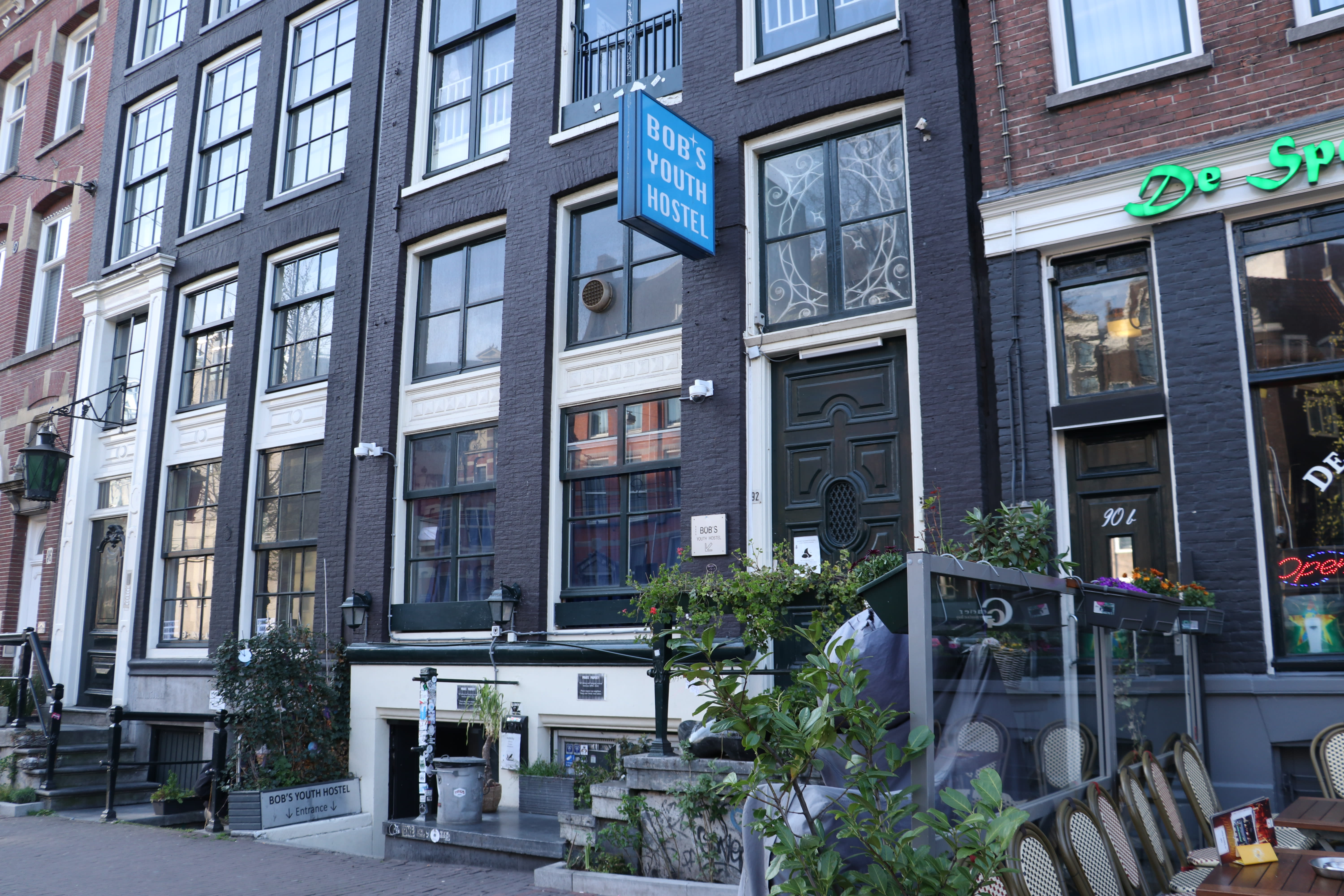 Bob S Youth Hostel Amsterdam 2021 Prices Reviews Hostelworld