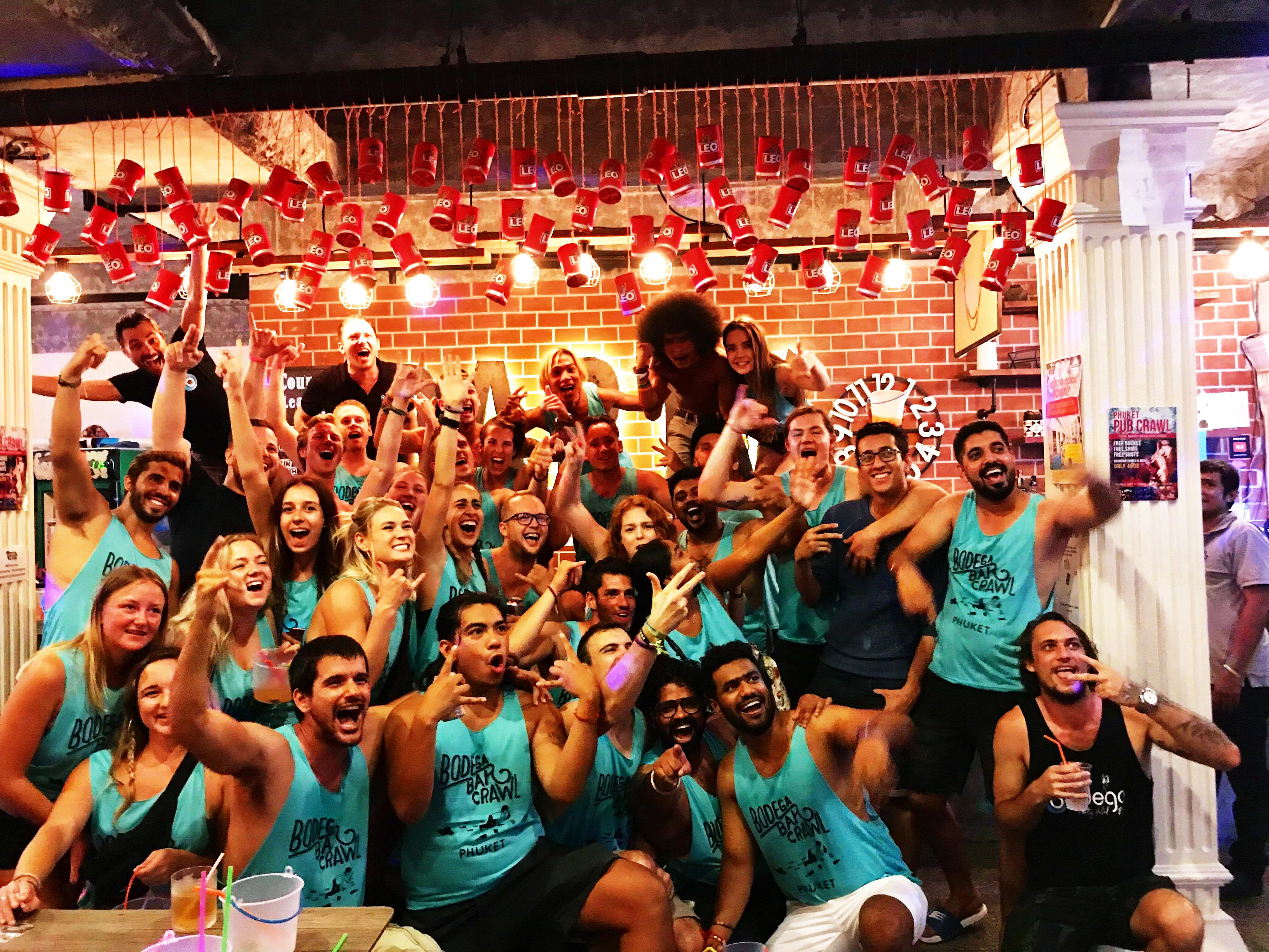 Bodega Phuket Party Hostel Phuket 2021 Prices Reviews Hostelworld