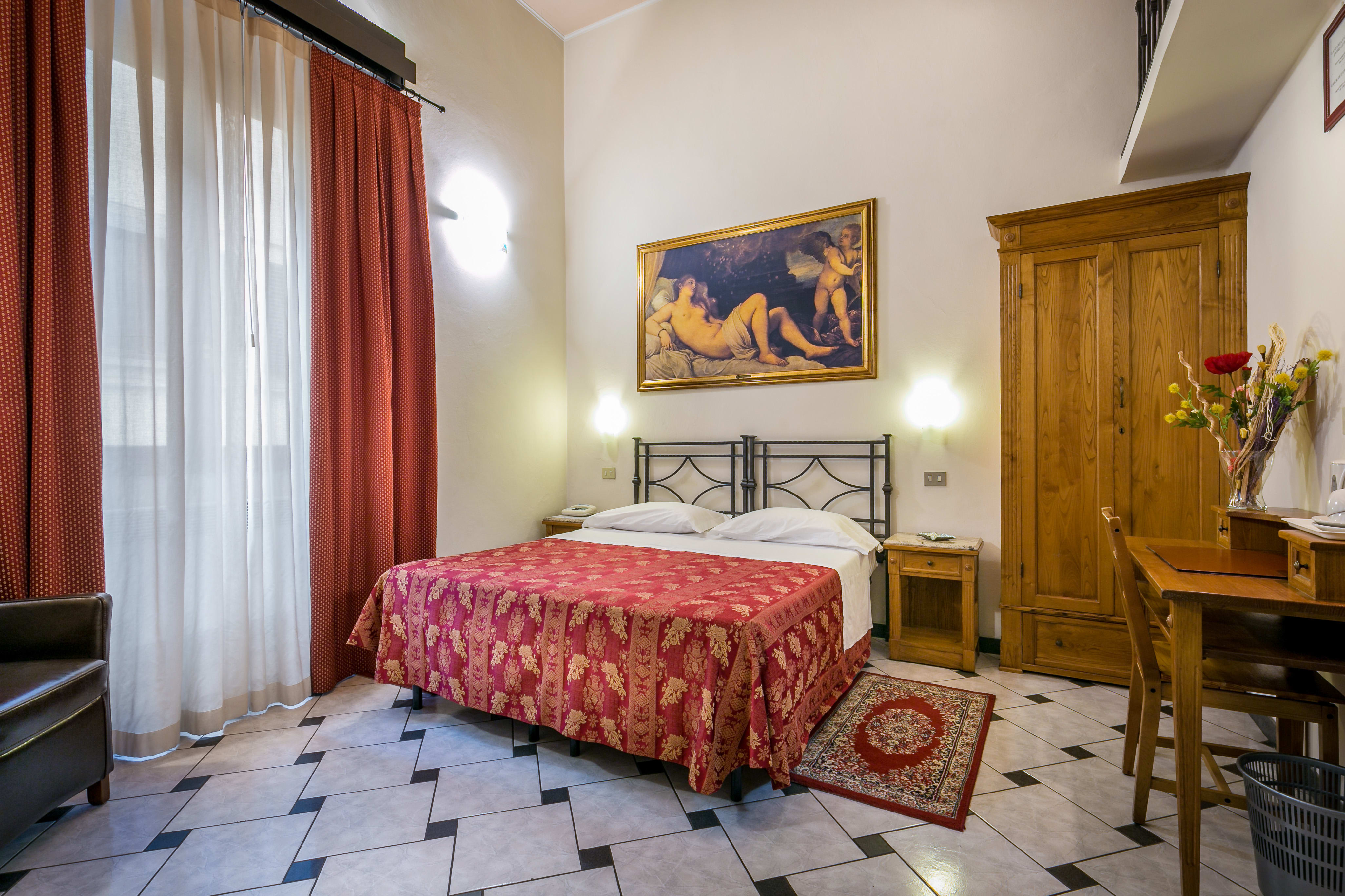 Hotel Collodi Firenze in Florence, Italy - Book Budget ...