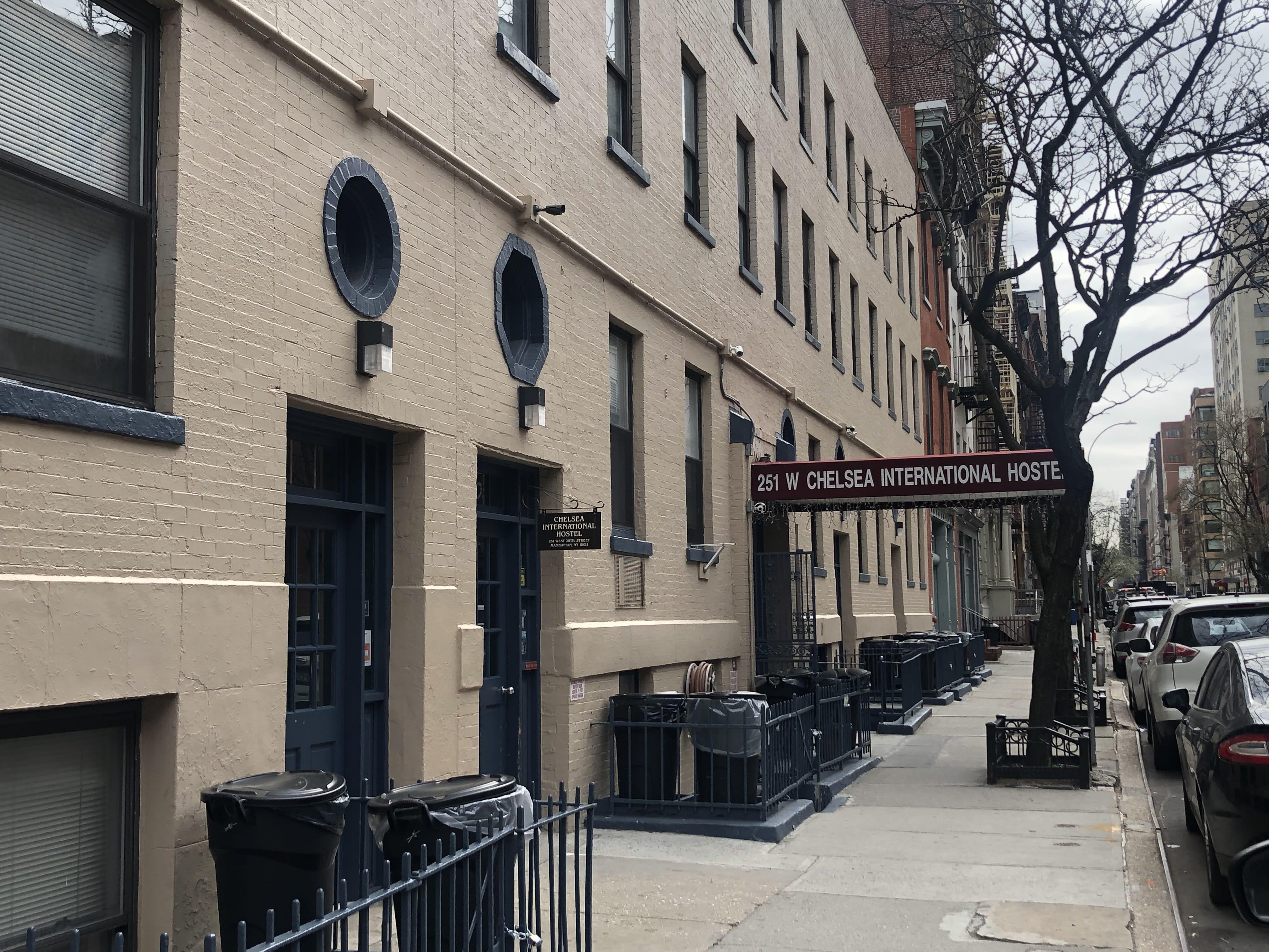 Chelsea International Hostel New York 2020 Prices Reviews Hostelworld