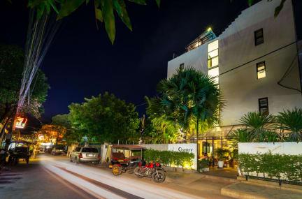 Onederz Hostel Siem Reap照片