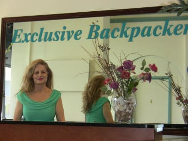 Photos of Exclusive Backpackers