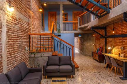 La Abuelita Hostal Terraza San Cristobal De Las Casas