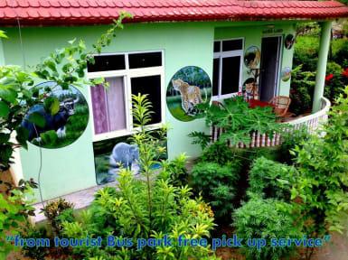 Hotel Rhino Land, Chitwan, Nepal: Book your Cheap Hotel Now!