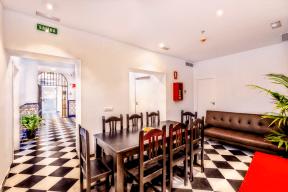 auberge de jeunesse s ville r servez votre hostel pas cher sur hostelworld. Black Bedroom Furniture Sets. Home Design Ideas