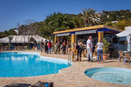 Freds Finca Albergue Juvenil Salinas Ibiza, Ibiza, Spain