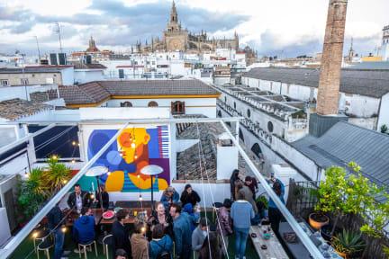 Fotky La Banda Rooftop Hostel