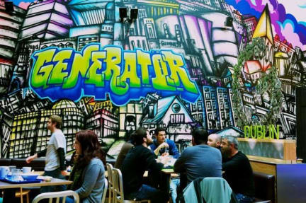 Photos of Generator Hostel Dublin