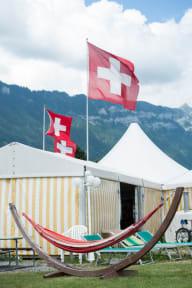 The Tent Village, Interlaken, Zwitserland: Boek Nu