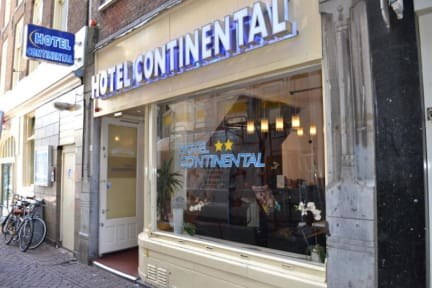 Continental Centre Hotel Amsterdam Netherlands Book Your Cheap