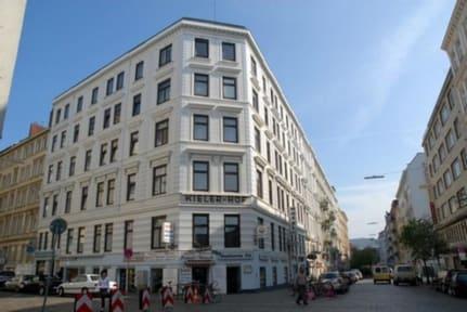 Pension Kieler Hof Hamburg Germany Book Your Cheap Hotel Now