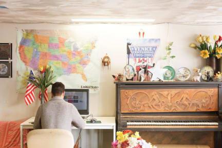 Photos Of Venice Beach Hostel