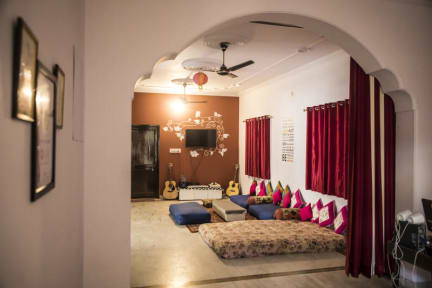 Photos of CrashPad Hostel Jaipur