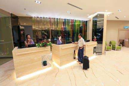 Zdjęcia nagrodzone Eco Tree Hotel Melaka