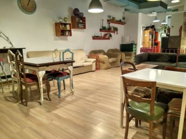 D´hostel Madrid照片