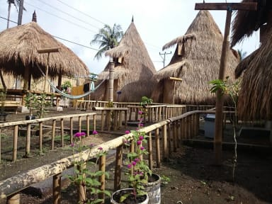 Photos of Fantastic Bamboo Hut